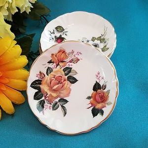 Princess House China Dishes (4)